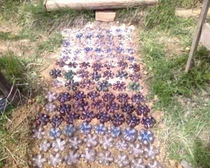 Пластиковые бутылки: поделки своими руками для сада и огорода