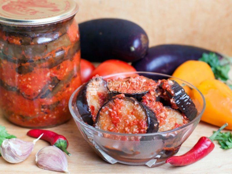 Лучшие закуски из баклажан на зиму по национальным рецептам
