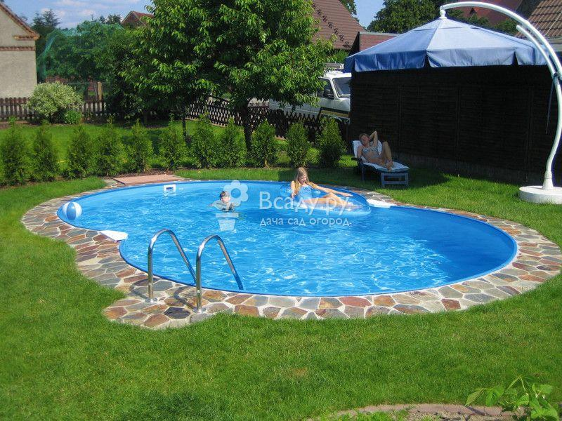 Виды искусственных водоемов для сада с фото и описанием