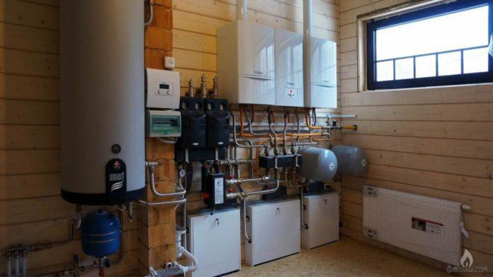 Отопление загородного дома - выбор системы отопления