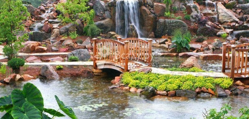 Выбираем идеальное место для искусственного водоема на даче