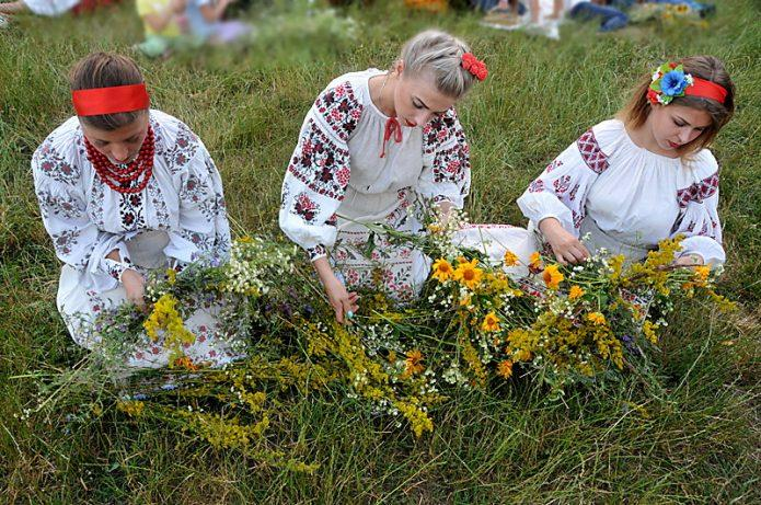 Народные традиции и приметы на день Ивана Купалы