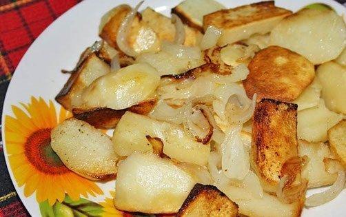 Таинственный овощ — картофель Киви