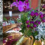 Волшебство свадебного букета из орхидей