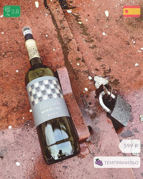 Вино в Дикси: дешевая Риоха