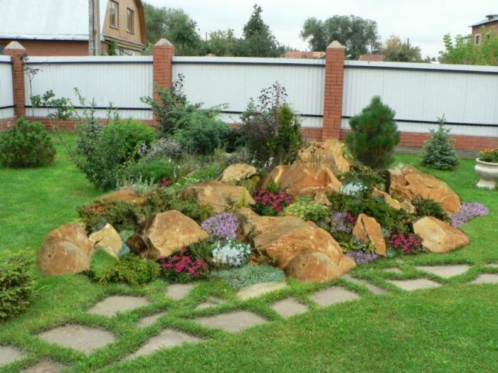Как создать красивый и необычный сад