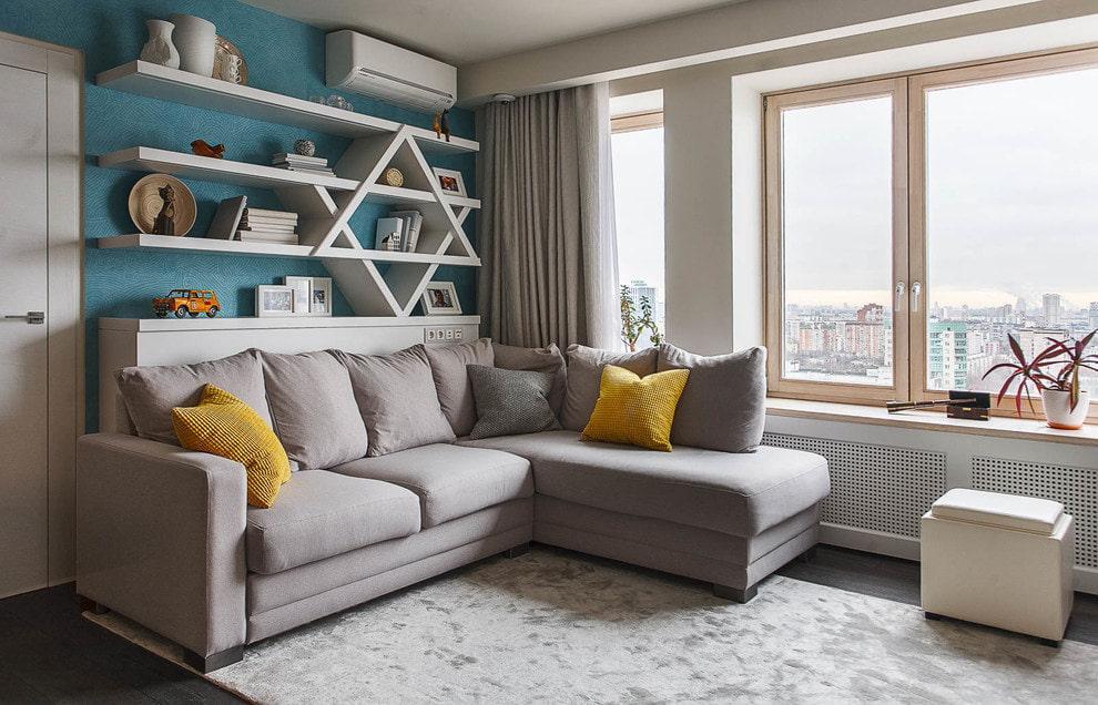 Выбор дивана: практичность и функциональность