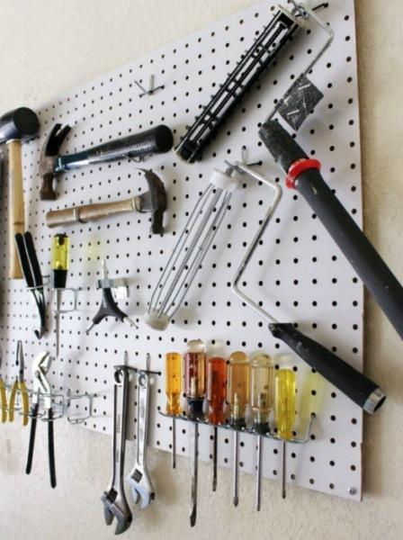 17 гениальных идей, которые помогут навести порядок в гараже