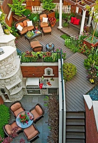 28 беседок, которые обязательно захочется построить на своем участке