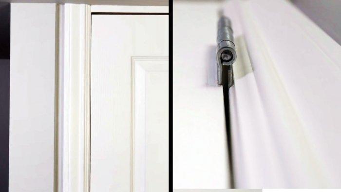 3 способа исправить провисшую дверь