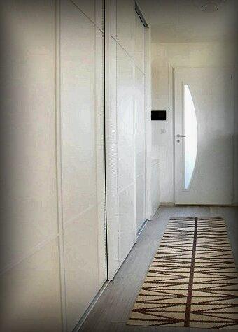 И размер не так уж и важен! 6 решений для организации функционального коридора