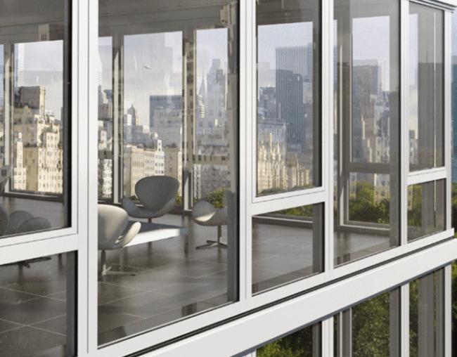 Алюминиевые окна: плюсы и минусы