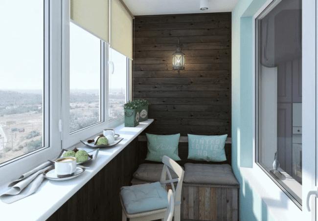 Что нужно знать об отделке балконов и лоджий?