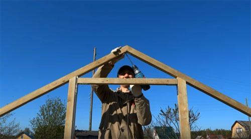 Как быстро изготовить парник для огурцов своими руками: фото пошаговой инструкции