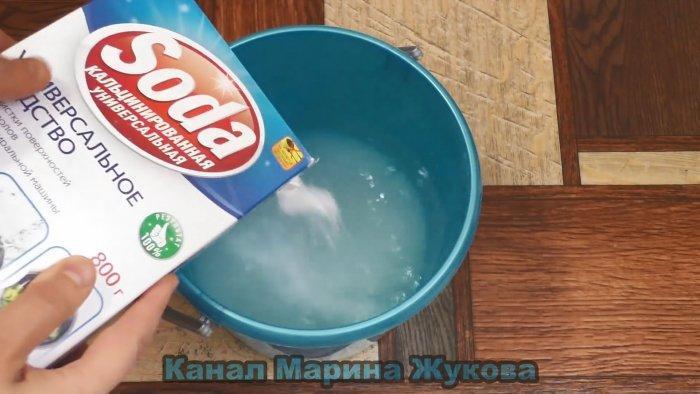 Как быстро удалить грязь и засохший жир с ручек газовой плиты