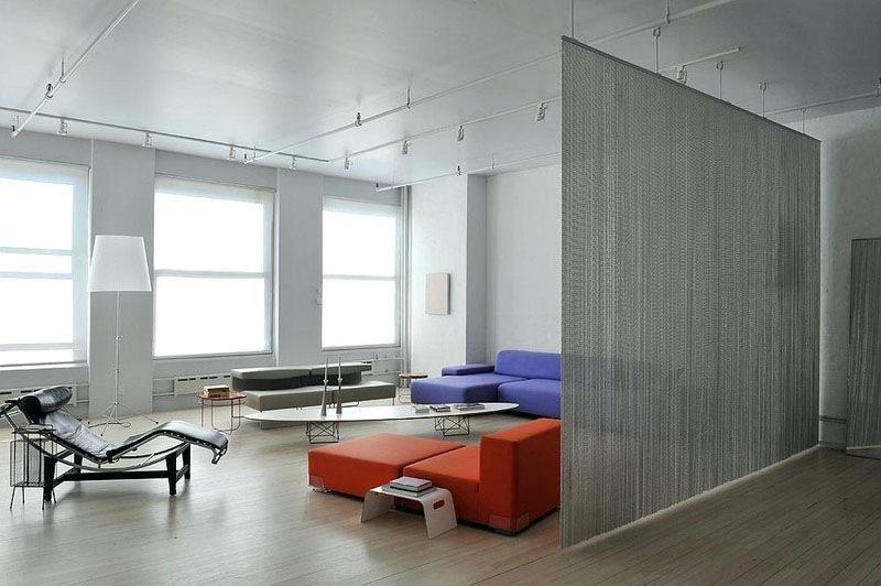 Как элемент может полностью преобразить пространство, или перегородка для комнаты