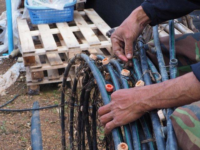 Как подготовить систему капельного полива к холодам