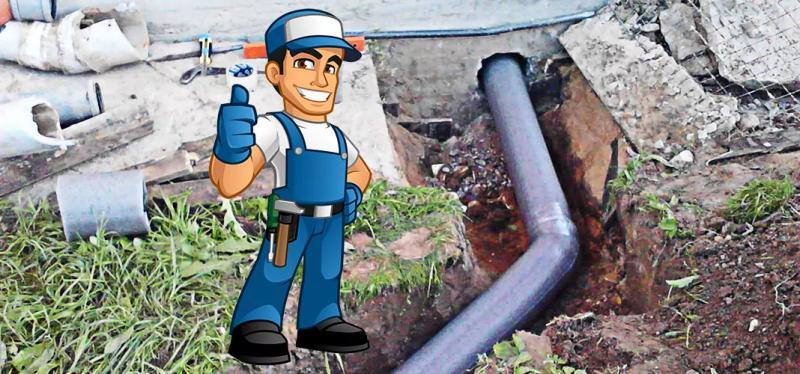 Как правильно слить водосток под фундамент