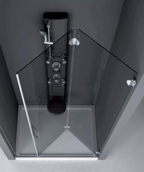 Как правильно выбрать стеклянную душевую кабину