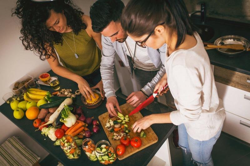 Как сделать так, чтобы на готовку уходило не больше 15 минут времени в день. 5 советов