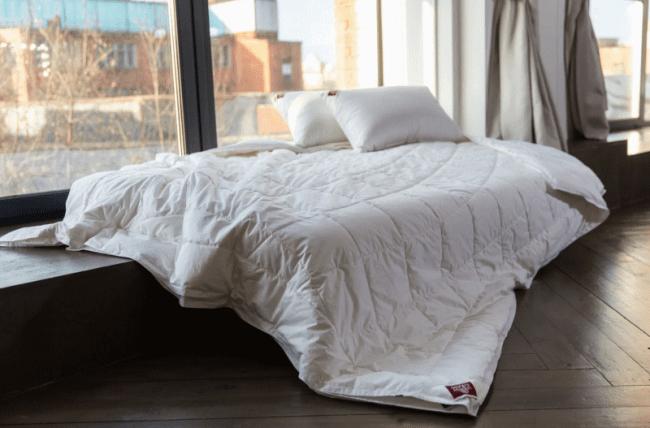 Купить одеяло в СПб