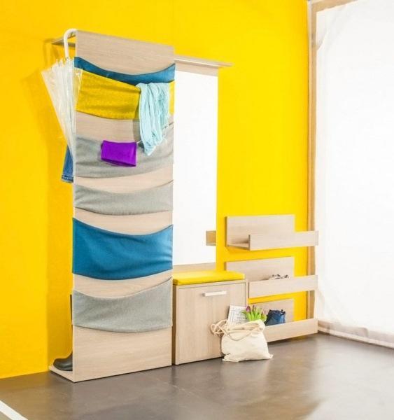 Малогабаритные прихожие в коридор: фото и примеры удачных решений