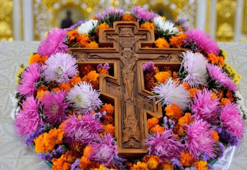 Сильная молитва в великий праздник Воздвижения Креста Господня 27 сентября