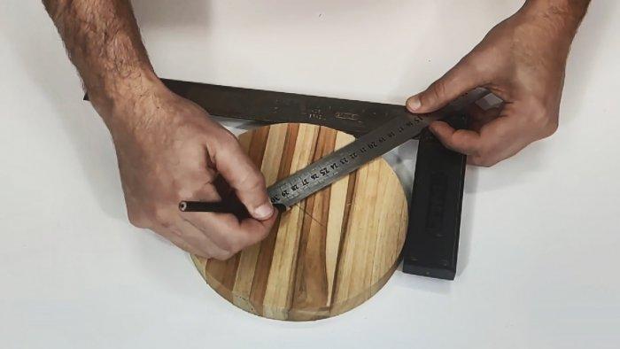 5 полезных деревообрабатывающих хитростей