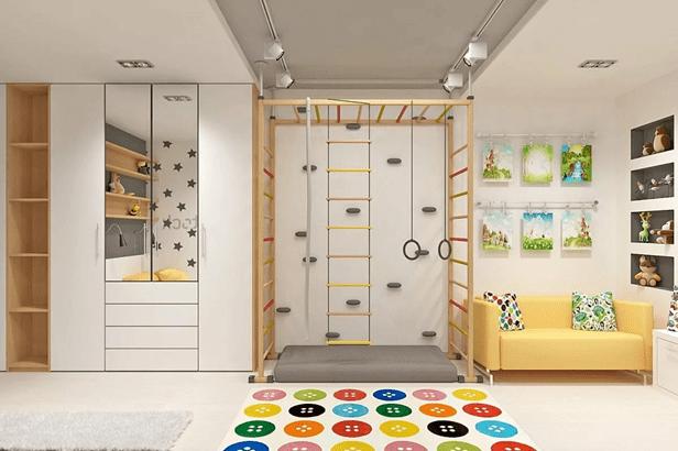 8 популярных способов украсить детскую спальню