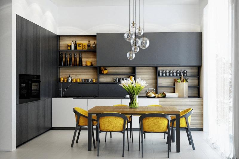 Как вы можете заставить гостей завидовать вашей кухне, но не хотите уходить с нее?