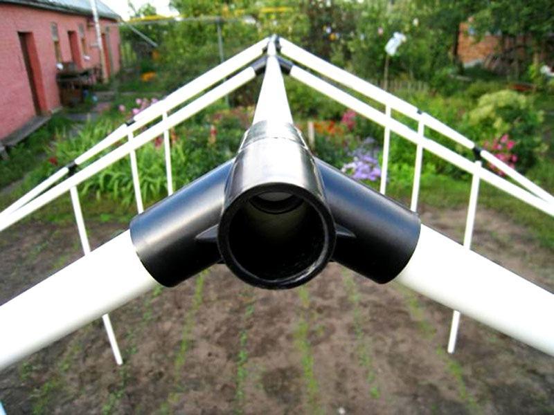 Теплицы из арок с рубероидом: особенности монтажа, виды конструкции