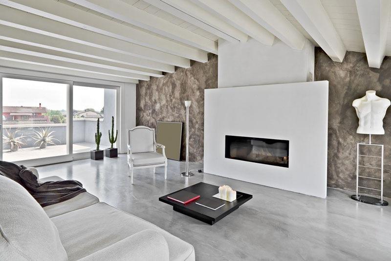 Индустриальный романтик в дизайне интерьера: квартира в стиле лофт (более 80 фото)