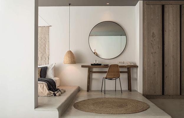 Стиль ваби-саби в интерьере - особенности и дизайнерская концепция современной квартиры или дома