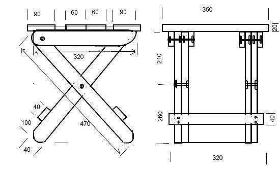 Стулья из фанеры своими руками - подробное описание процесса изготовления