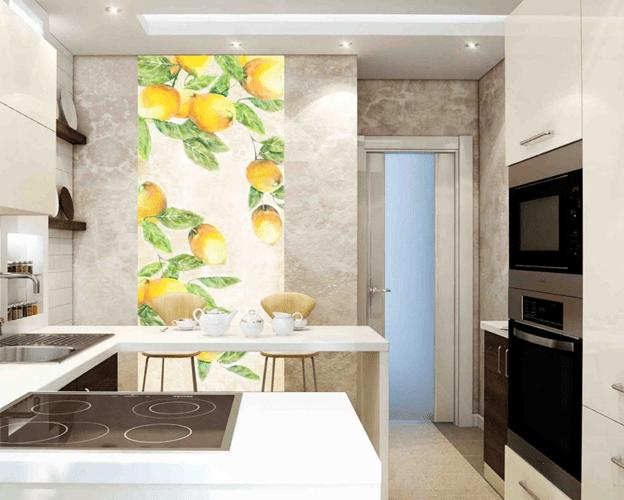 ТОП-5 современных обоев для кухни по версии дизайнеров
