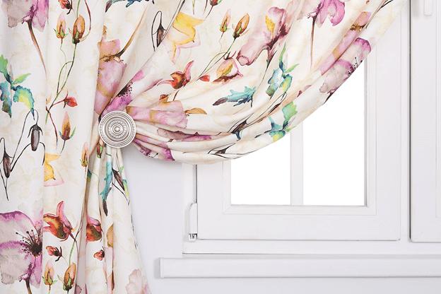 Модные шторы осень 2021