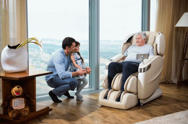 Важность массажного кресла